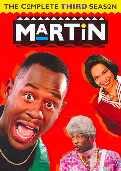 MARTIN:COMPLETE THIRD SEASON BY MARTIN (DVD)